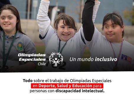 Charla en vivo: todo sobre el mundo de Olimpiadas Especiales