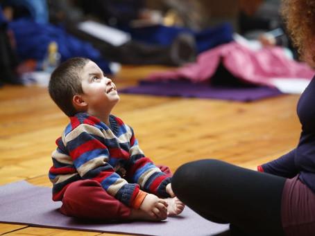 Yoga para personas con discapacidad intelectual en el GAM