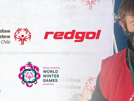 RedGol se suma como aliado de Olimpiadas Especiales para Kazán 2022