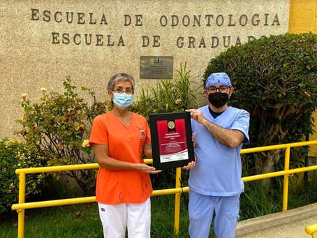 Académicos de la U. de Valparaíso son premiados por su aporte a la inclusión