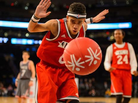 Baloncesto: un nuevo deporte en Olimpiadas Especiales Chile