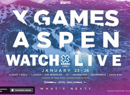 EN VIVO: Gonzalo Escobar compite en los X Games 2020
