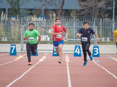 +600 atletas participaron en el Campeonato de Atletismo de Olimpiadas Especiales