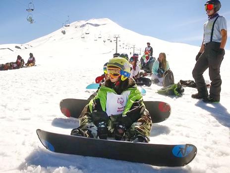 CAMPEONATO DE SNOWBOARD UNIFICADO