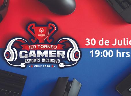 Primer Torneo de eSports Inclusivo con personas con Discapacidad Intelectual