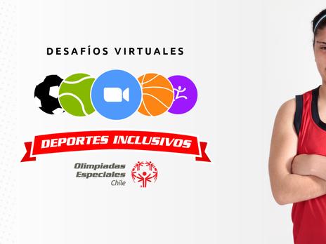 Desafíos virtuales de deportes inclusivos