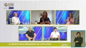 Expo Inclusión: El deporte como herramienta para un Chile más inclusivo