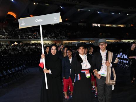 ATLETAS CHILENOS SE LUCEN EN EL MUNDIAL DE OLIMPIADAS ESPECIALES ABU DHABI 2019