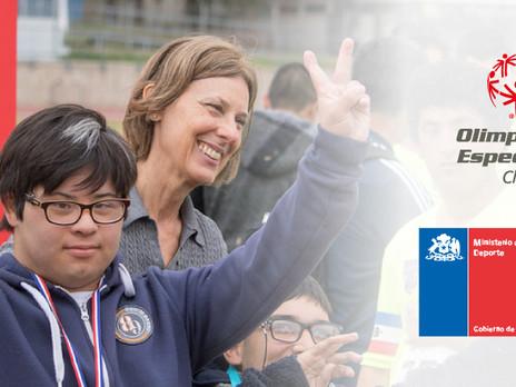 Olimpiadas Especiales Chile y Ministerio del Deporte: trabajo en equipo por la salud y la inclusión