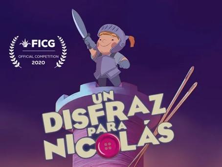 Llega a Chile el pre-estreno de Un disfraz para Nicolás: una película que contribuirá a la inclusión