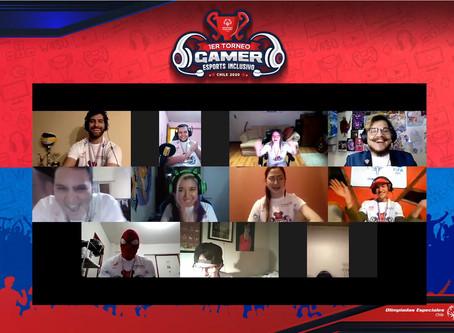 Así finalizó el primer torneo de eSports Inclusivo de Olimpiadas Especiales Chile