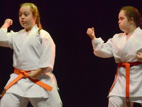 Nuevas clases gratuitas de Karate inclusivo