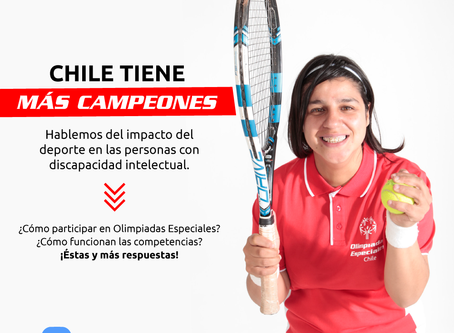 Foro virtual: Chile tiene más campeones