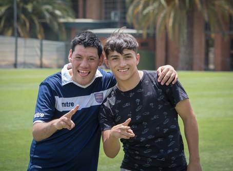 Buscamos duplas inclusivas para Desafío virtual de Fútbol