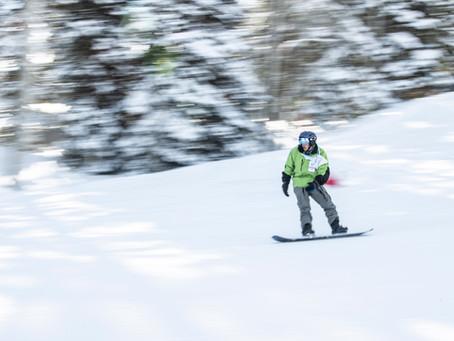 Un año desde que snowboardista de Olimpiadas Especiales representó a Chile en los X-Games