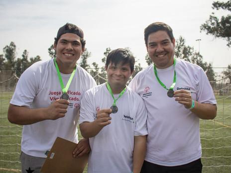 En vivo: Deporte Unificado para personas con o sin discapacidad
