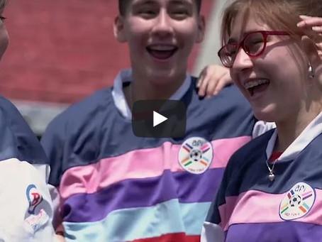 Villa Feliz, la primera academia de Fútbol Inclusivo de Chile