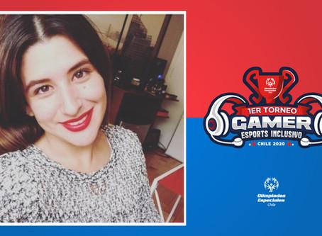 Entrevista con Geraldine Chavarría: productora del primer Torneo eSports Inclusivo