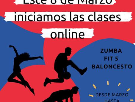 Comienzan las clases online en Olimpiadas Especiales