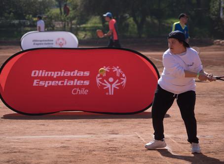 +50 tenistas [con y sin discapacidad] compiten en torneo de Tenis inclusivo
