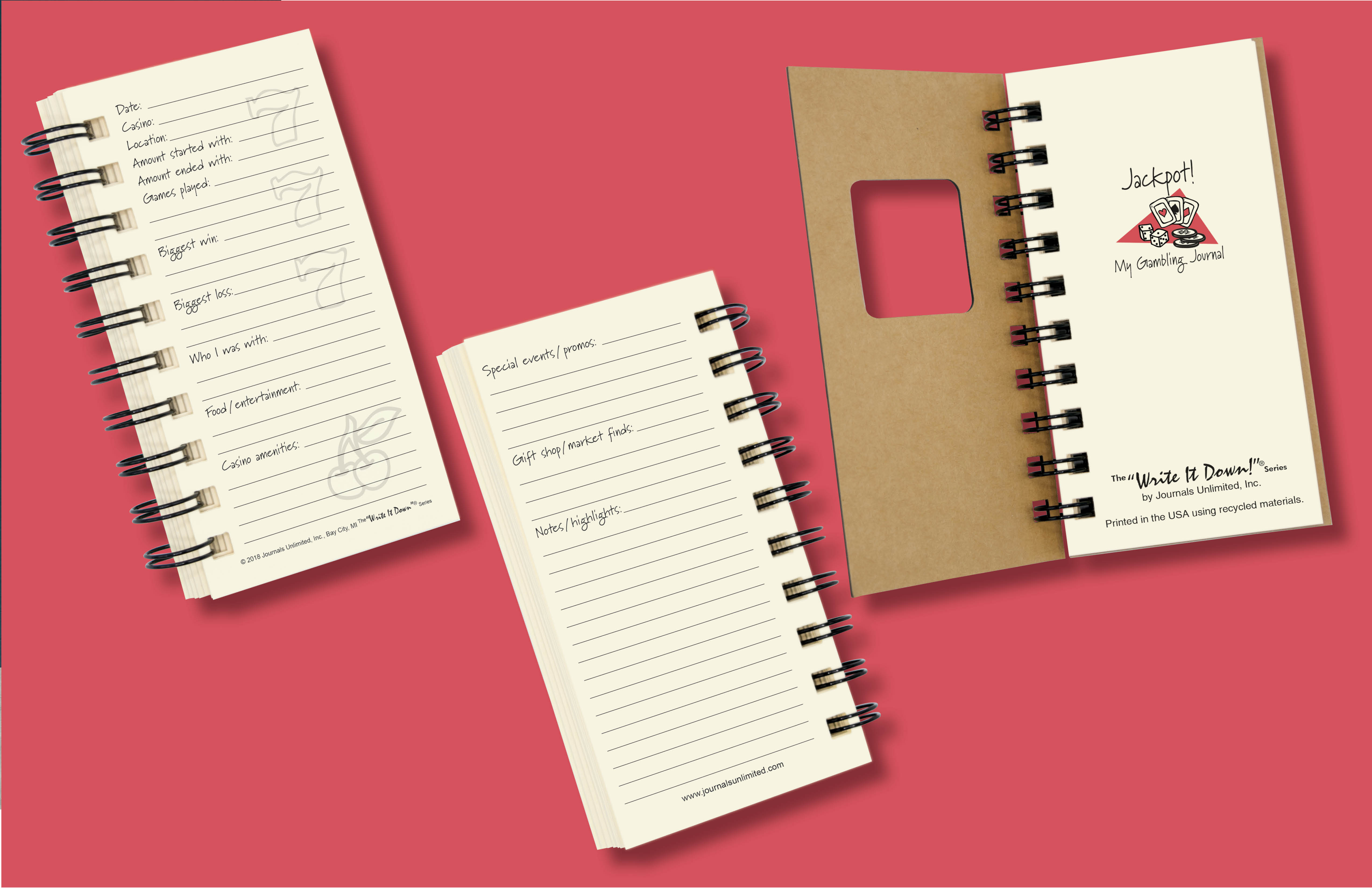 Journals Unlimited