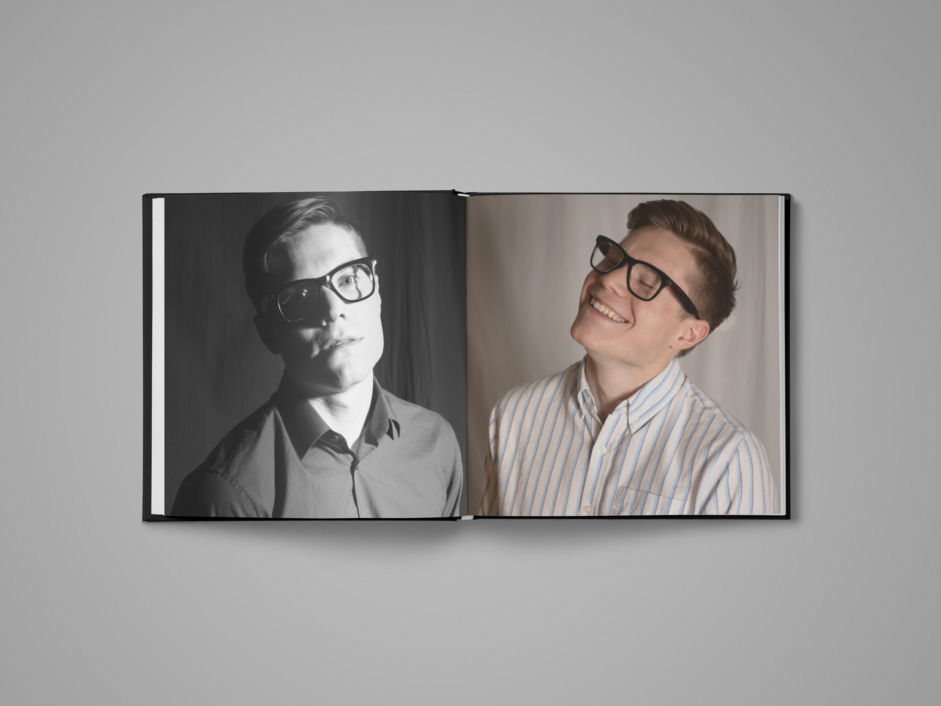 Night & Day Portrait Book