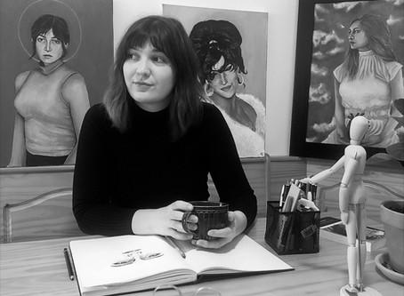Four Portrait Painting Tips - From a Portrait Artist!