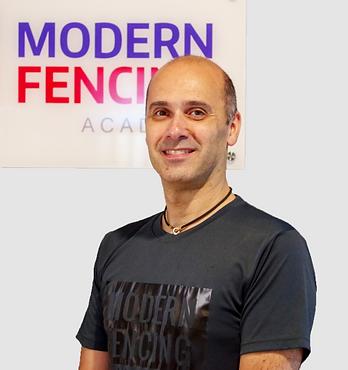 Igor Celli fencing coach
