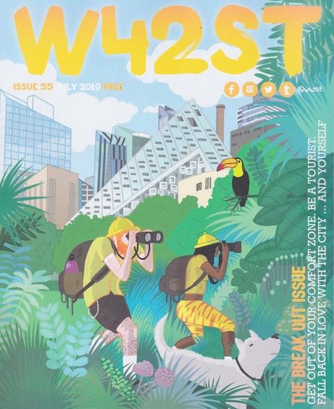 W42ST Magazine