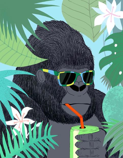 Gorilla Summer