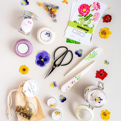 Spring 2021 - Curated Artisan Spring Gift Box