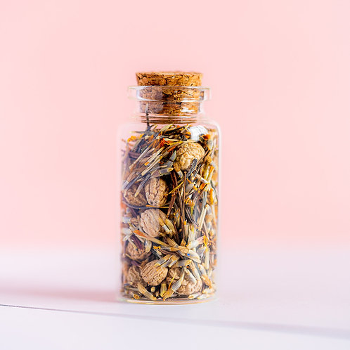 Hand-Blended Edible Flower Seed Mix