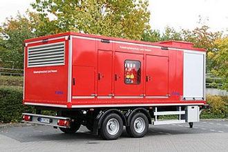 Feuerwehranhänger Strom FWA-STROM