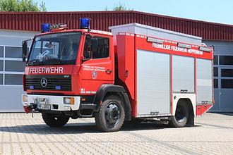 Rüstwagen RW 1