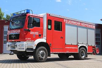 Löschgruppenfahrzeug LF 30