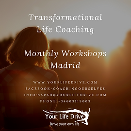 Life Coach Madrid Your Life Drive