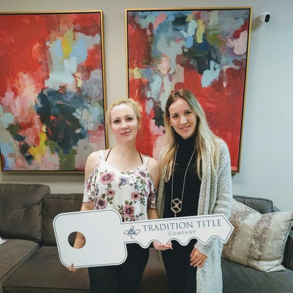 Congratulations to my beautiful client on her first home Sold By Julia Iavitsa