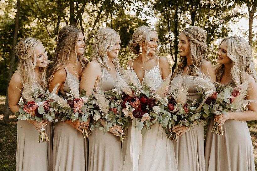 Tulsa Bridal Hair