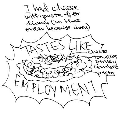 Everything was employment that day