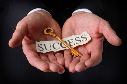 """""""The Key to Success""""."""