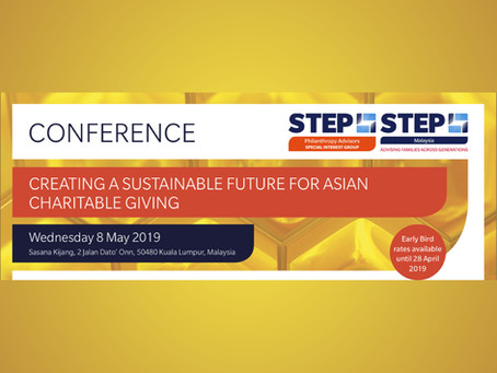 Creating A Sustainable Future For Asian Charitable Giving