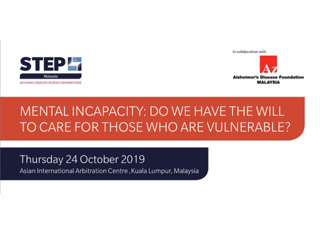 Mental Incapacity: Do We Have The Will To Care For Those Who Are Vulnerable?