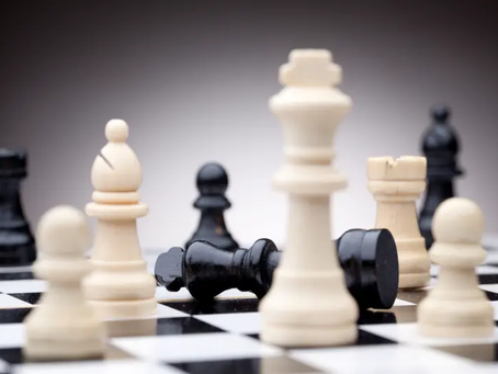 Chess turns enemies into mates