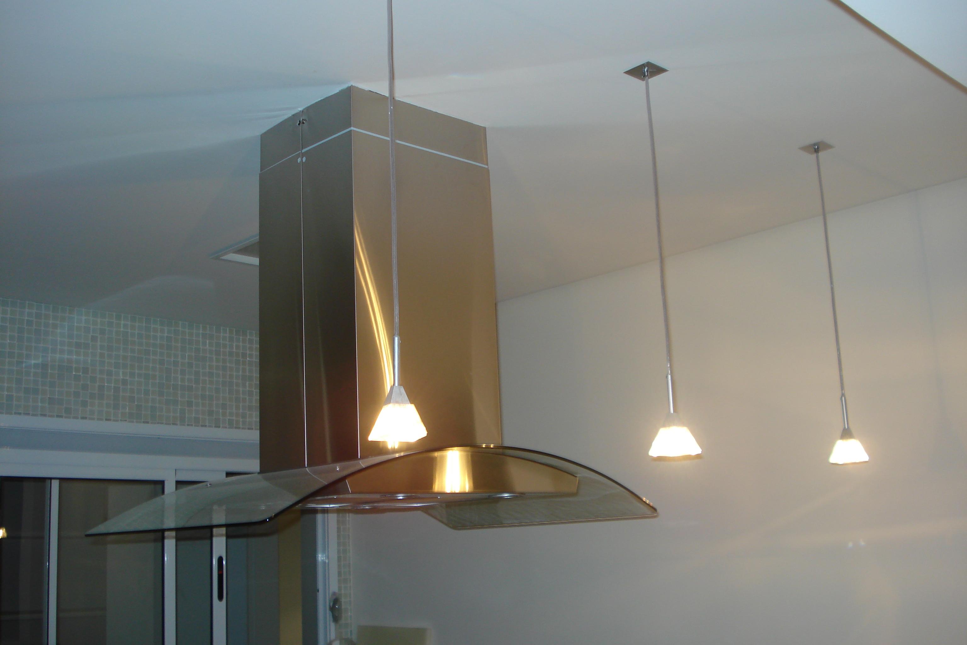 06 - Forro Tabicado + Iluminação