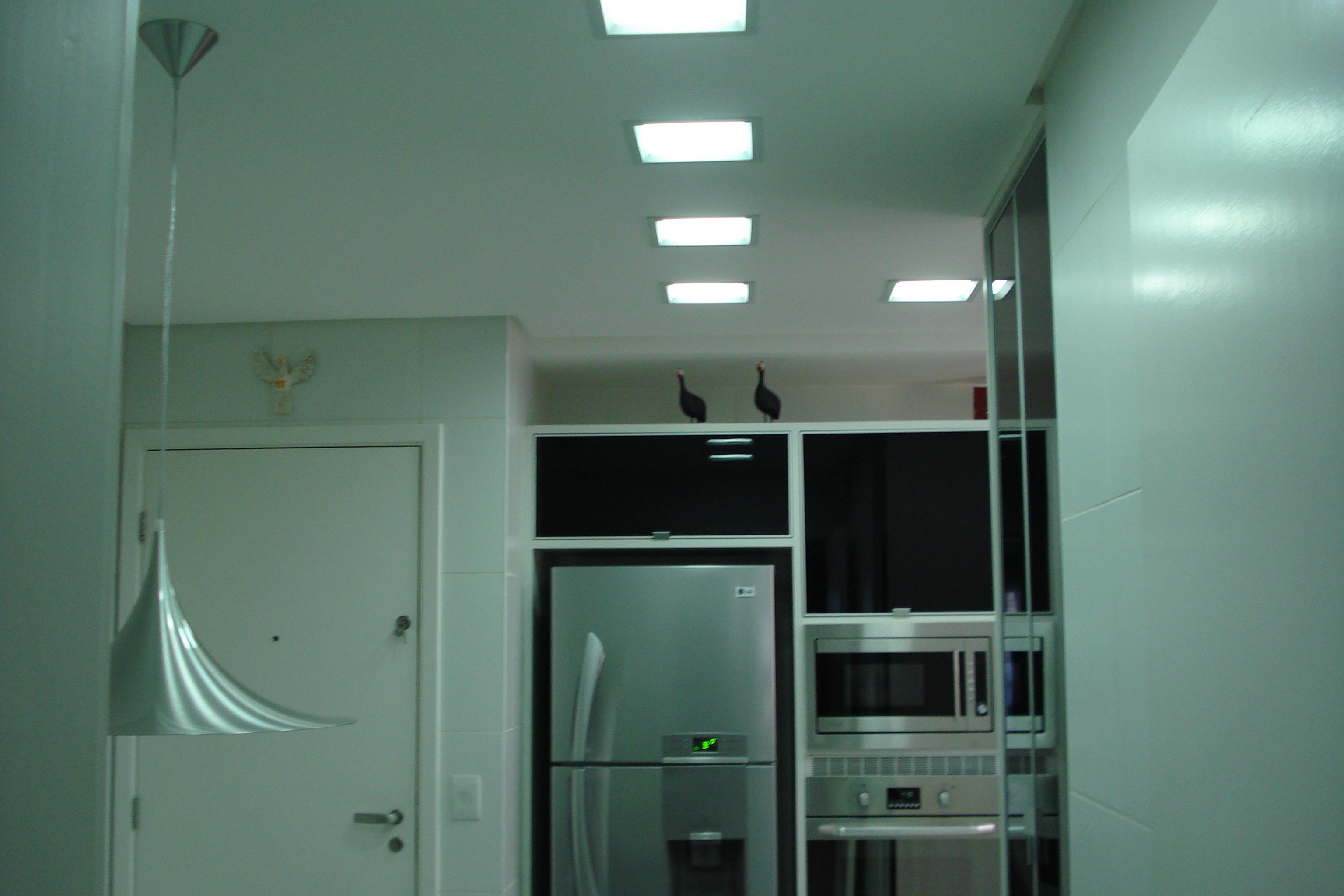 05 - Forro Tabicado + Iluminação