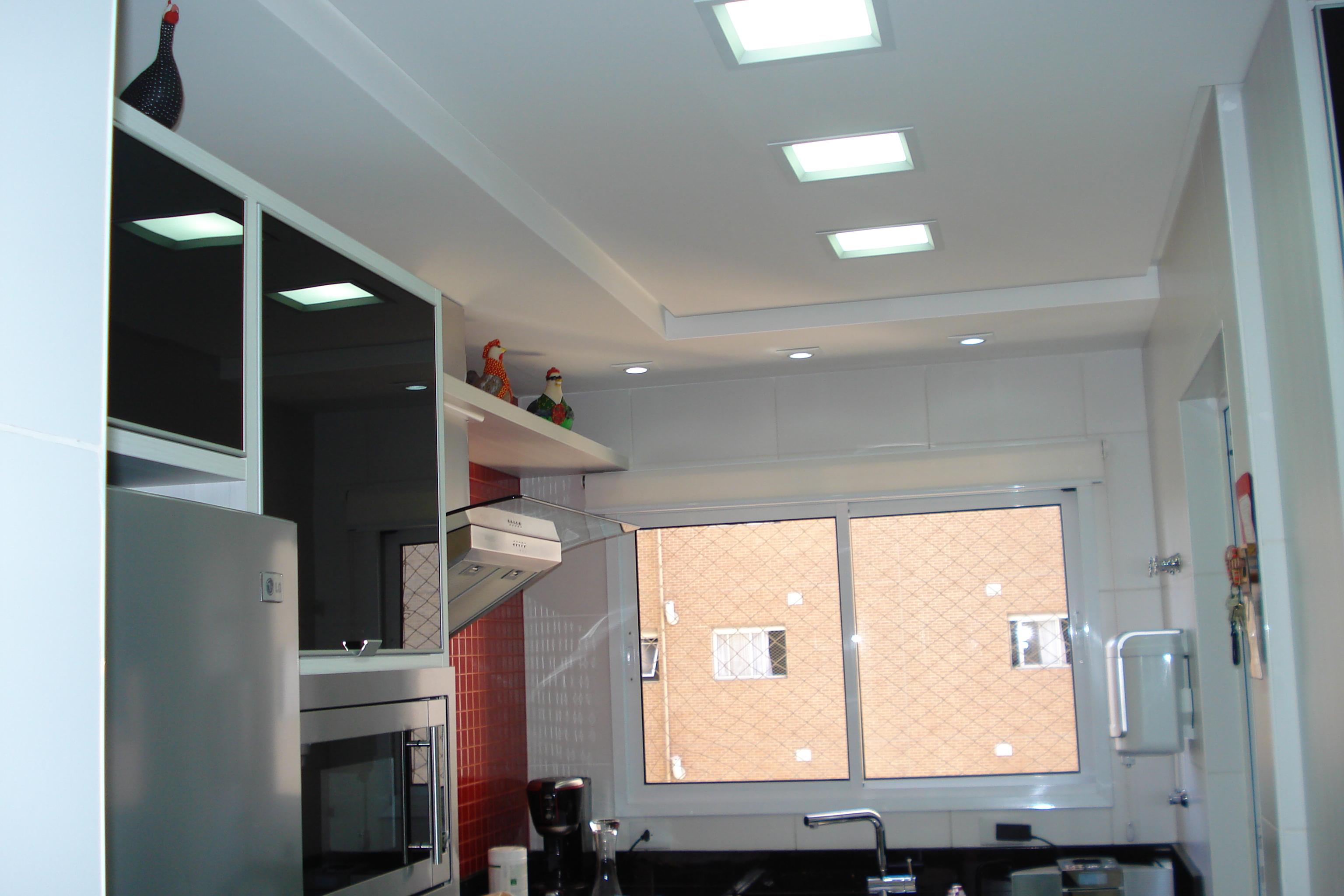 04 - Forro Tabicado + Iluminação