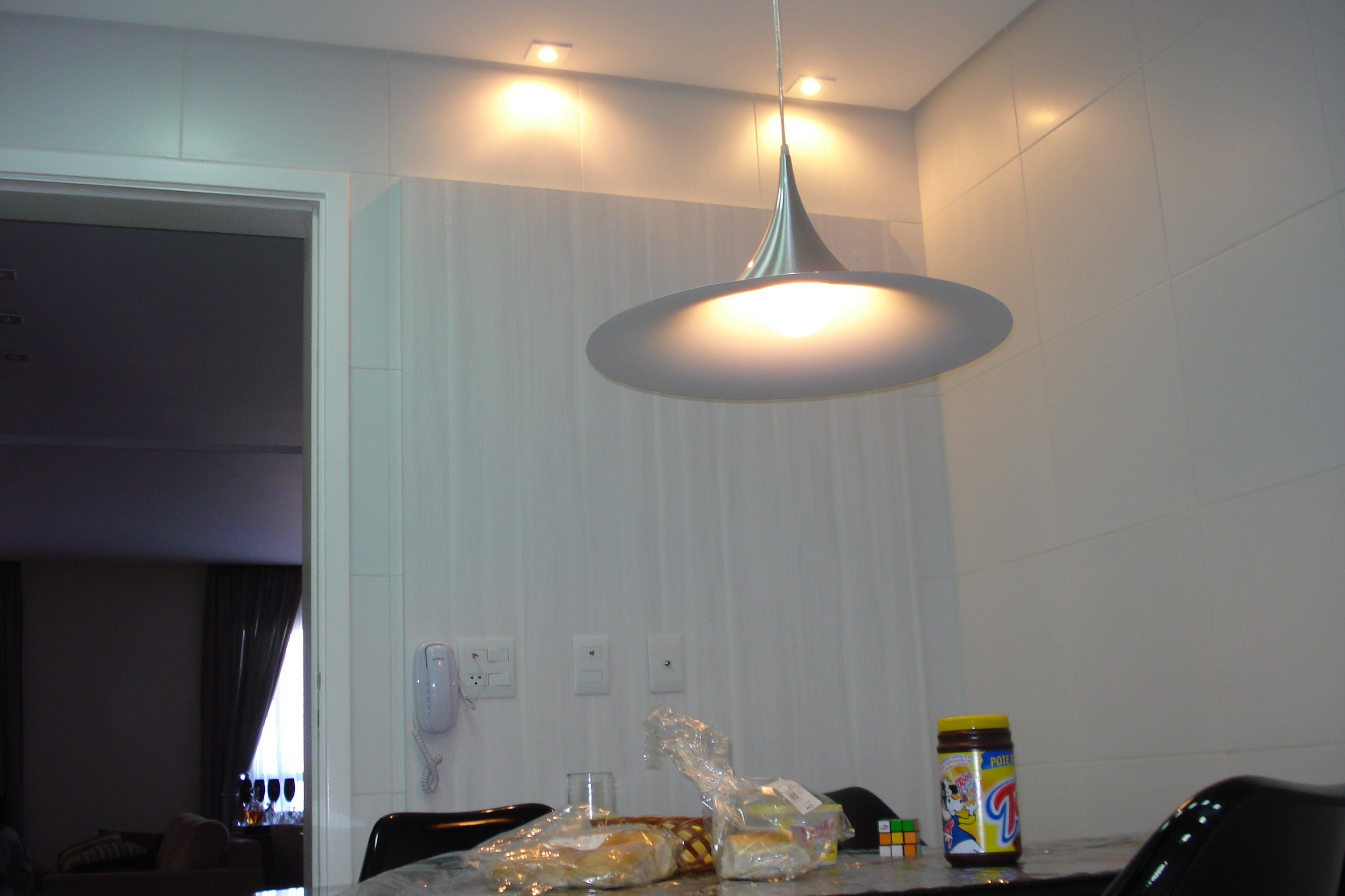 03 - Forro Tabicado + Iluminação