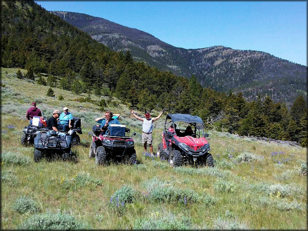 Full Access To Mountaineer Trails