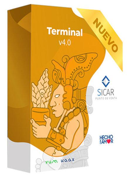 Licencia SICAR Tipo Terminal