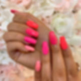 Fifty shades of pink 💞 @nailstories.ess